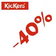 KicKers PROMO  - 40%